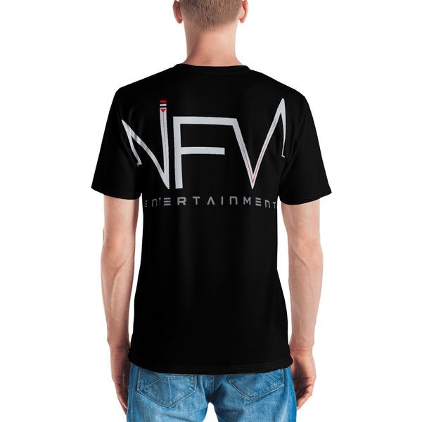 """Need Time"" by Yung Flako Debut Single Album Art Men's T-shirt"