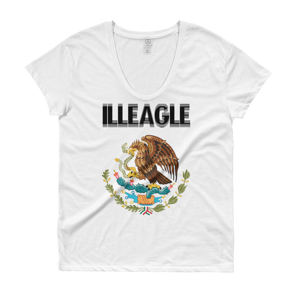 """ILLEAGLE"" Ladies' Roadtrip Tee"