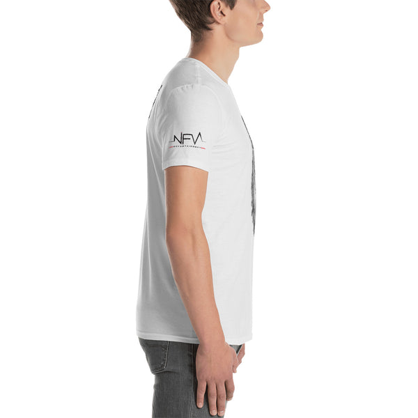 """ALPHA by KAVEL"" Short-Sleeve Unisex T-Shirt"