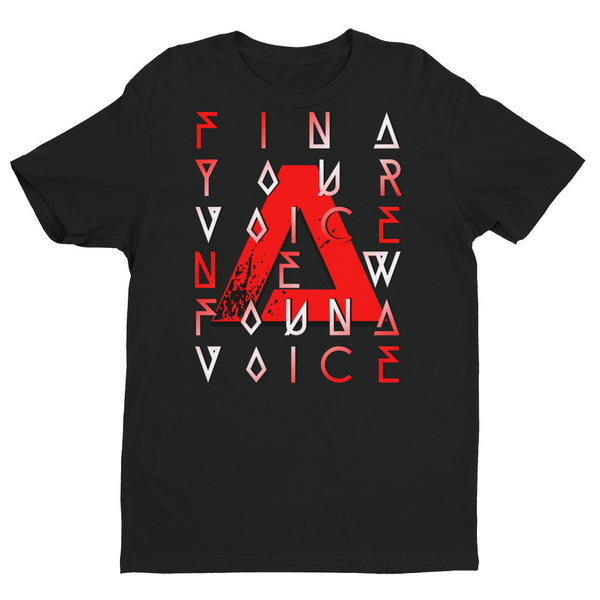 """FYVNFV TRAP"" Short Sleeve Men's Premium Fitted T-Shirt"