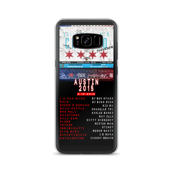 """Building A New Chicago Showcase Lineup"" Samsung Case"