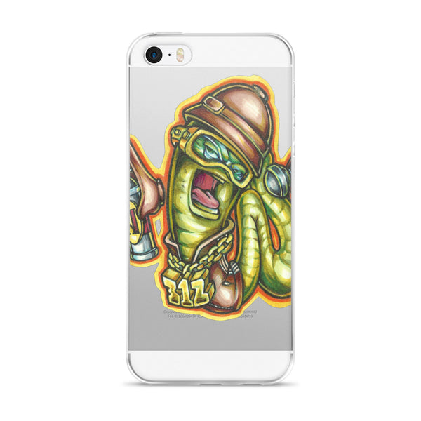 """Werm One"" iPhone Case"