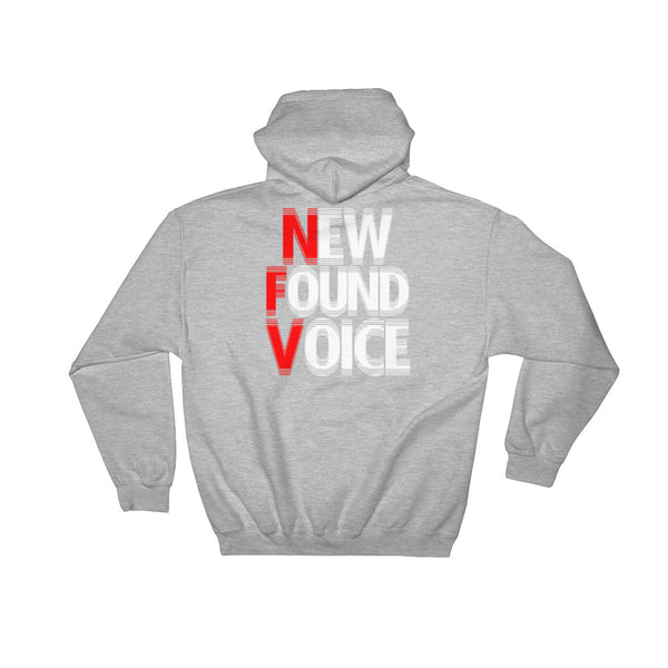#NFVRefuge LIMITED MERCH Hooded Sweatshirt