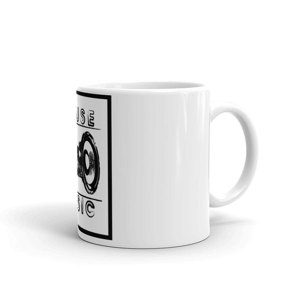 HOUSE MUSIC Mug by ND.ESIGN