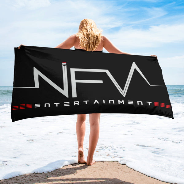"""NFV Entertainent"" Towel"
