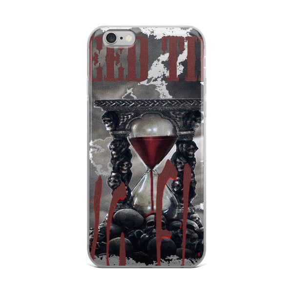 """Need Time"" by Yung Flako Debut Single Album Art iPhone Case"
