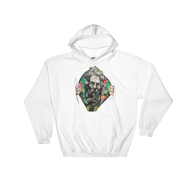 """Graff God"" Hooded Sweatshirt"