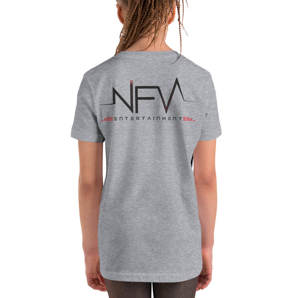 New Found Voice BLOCKS - Youth Short Sleeve T-Shirt