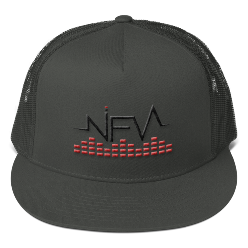 """NFVEntertainment"" Mesh Back Snapback"