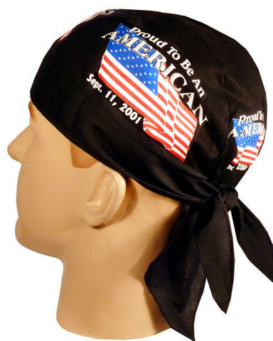 Skull Cap-Proud To Be An American