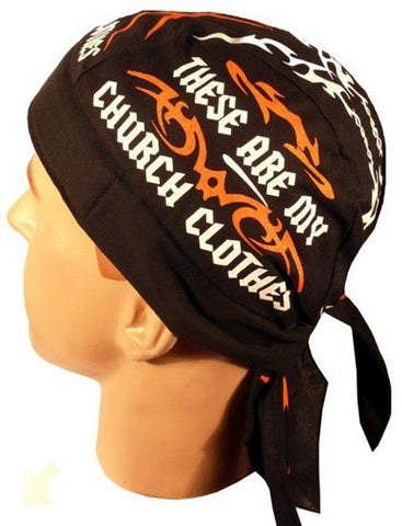 Skull Cap-Church Clothes