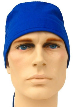 Surgical Cap-Royal Blue