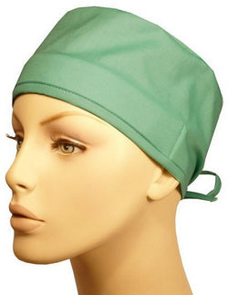 Surgical Cap-Scrub Green