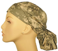 Banded Bouffant Surgical-Army ACU Digital Camo