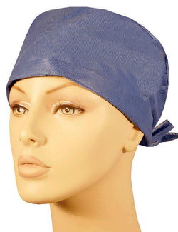 Disposable Alicia Cap-Windsor Blue 25 pcs.