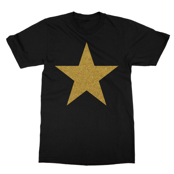 Hamilton Star T-Shirt - Be More T Shirts