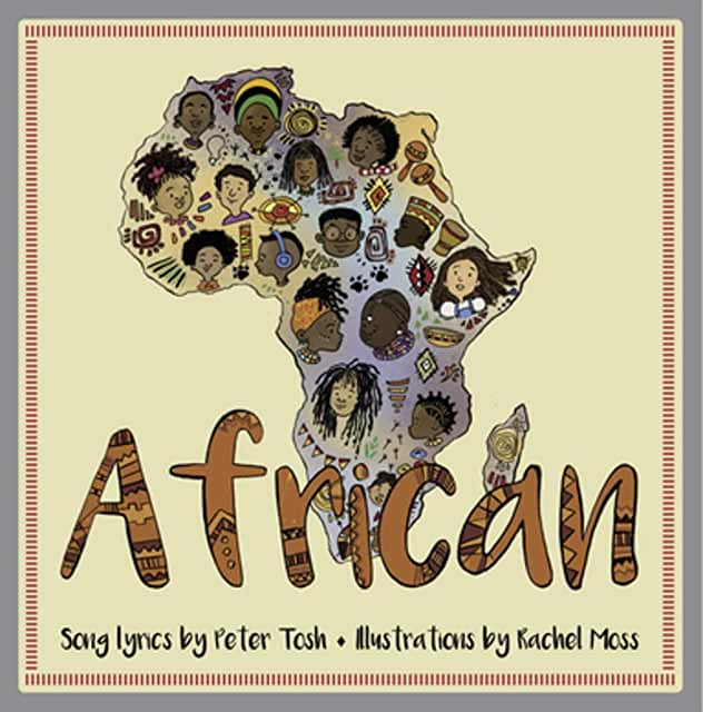 African: A Children's Picture Book  (LyricPop)