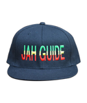Jah Guide Black Flatbill