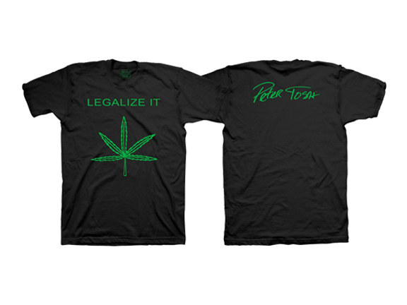 Peter Tosh Legalize It Tee