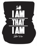 Peter Tosh Multi Use Face Shield - I Am That I Am