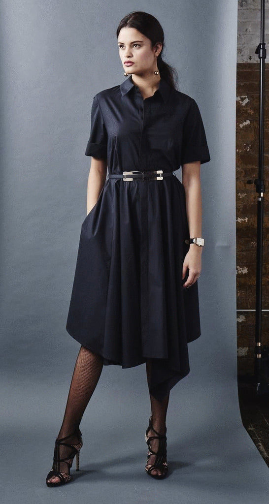 GWENDOLYN SHIRTDRESS