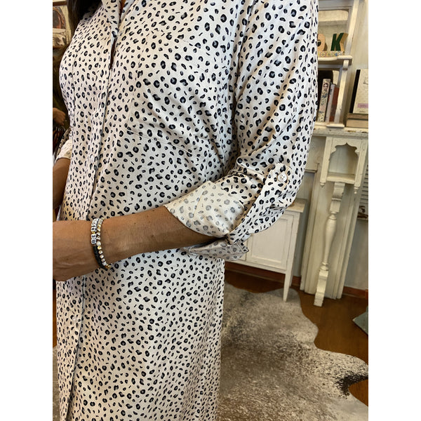 Mel Buttondown Dress Mud Pie