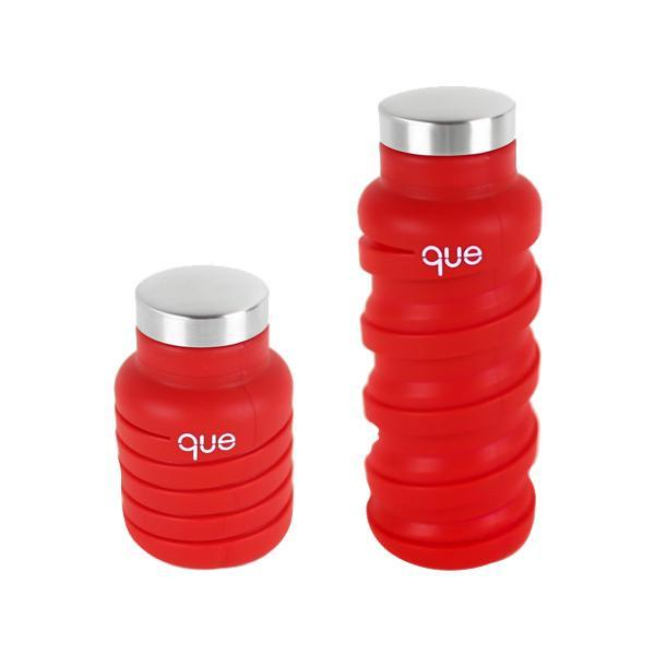 Que 12oz Water Bottle Que