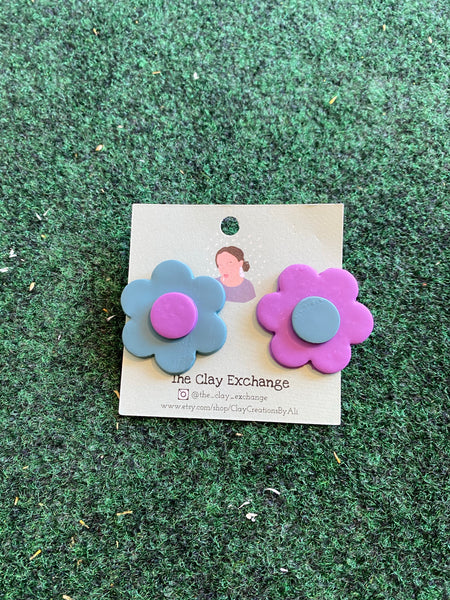 The Clay Exchange Earrings