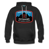Warrior Sky Hoodie - Warrior Unlimited Apparel, LLC