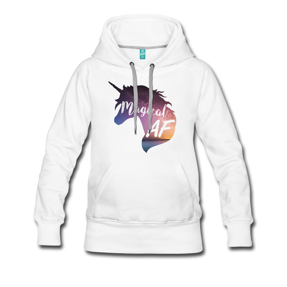 Magical AF Hoodie - Warrior Unlimited Apparel, LLC