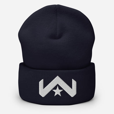 Warrior Cuffed Beanie - Warrior Unlimited Apparel, LLC