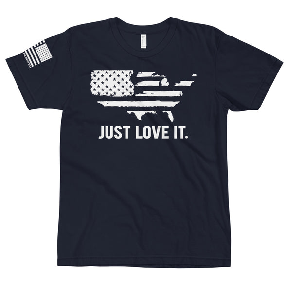 Just Love It - Warrior Unlimited Apparel, LLC