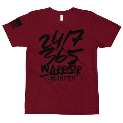 24 Seven 365 - Warrior Unlimited Apparel, LLC
