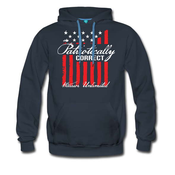 Patriotically Correct Hoodie - Warrior Unlimited Apparel, LLC