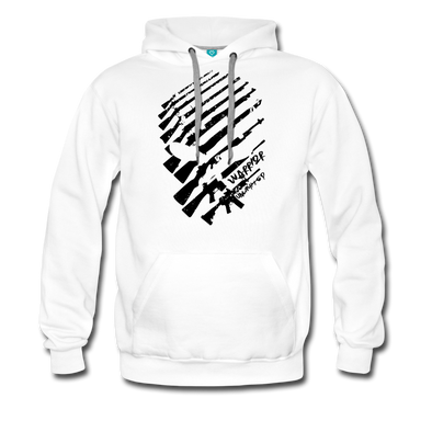 Rifle Skull Hoodie - Warrior Unlimited Apparel, LLC
