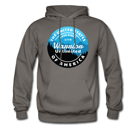 Warrior Unlimited Sky Hoodie - Warrior Unlimited Apparel, LLC