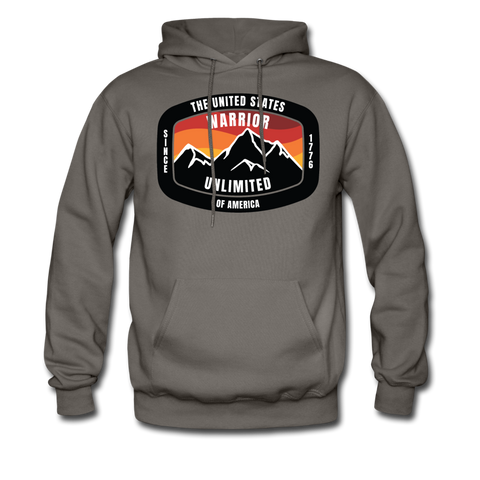 Warrior Unlimited Red Sky Hoodie - Warrior Unlimited Apparel, LLC