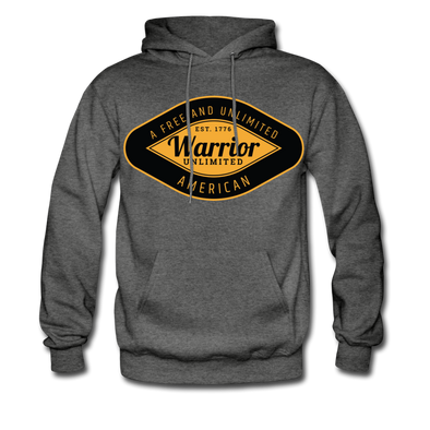 Warrior Gold Hoodie - Warrior Unlimited Apparel, LLC