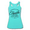 Trouble Together Tank - Warrior Unlimited Apparel, LLC