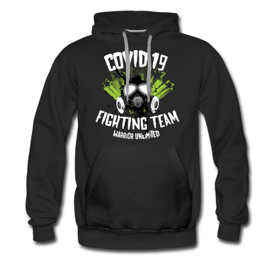 COVID-19 Fighting Team Hoodie - Warrior Unlimited Apparel, LLC
