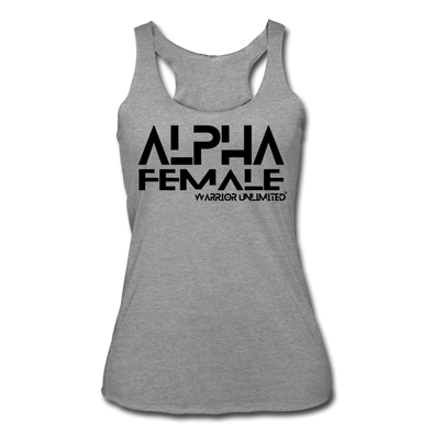 Alpha Female - Warrior Unlimited Apparel, LLC