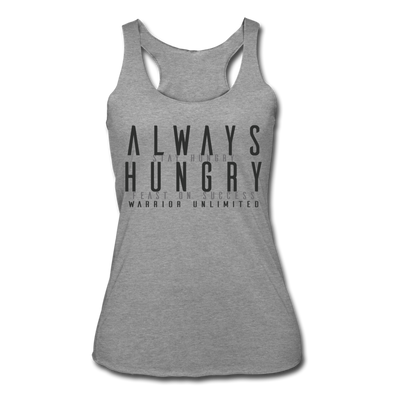 Always Hungry Tank - Warrior Unlimited Apparel, LLC