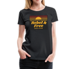 Rebel & Free Vintage - Women's - Warrior Unlimited Apparel, LLC