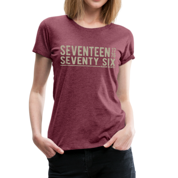 Seventeen 76 Women's - Warrior Unlimited Apparel, LLC