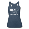 Just Love It - Women's Tank - Warrior Unlimited Apparel, LLC