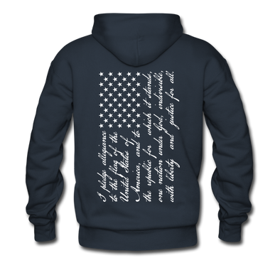 The Pledge Hoodie - Warrior Unlimited Apparel, LLC