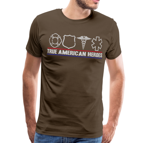 True American Heroes - Warrior Unlimited Apparel, LLC