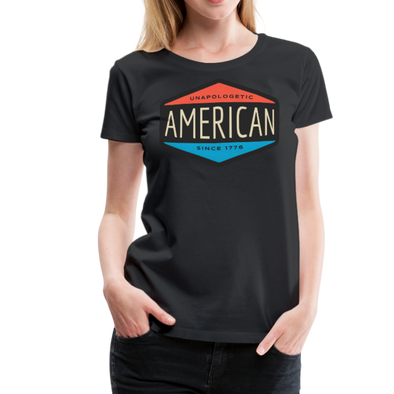 Unapologetic American - Women's - Warrior Unlimited Apparel, LLC