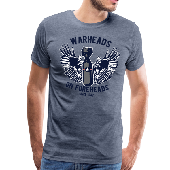 Warhead On Foreheads - Warrior Unlimited Apparel, LLC