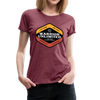 Warrior Unlimited Vintage Free - Women's - Warrior Unlimited Apparel, LLC